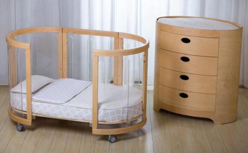 La chambre de bébé est un cocon