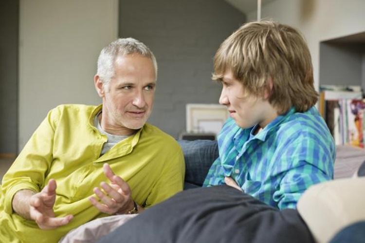 Adolescent – crise d'adolescence