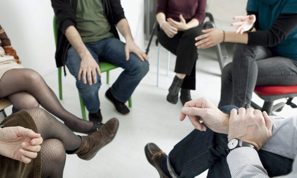 Les thérapies de groupe